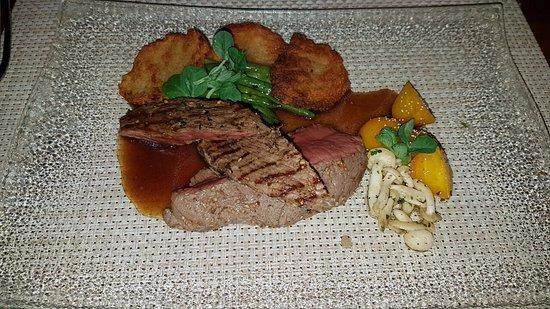 Aubergine: Pasture-reared Beef (Sirloin)