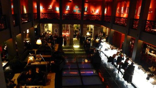 le bar le soir - Picture of Hotel de Bourgtheroulde, Autograph ...