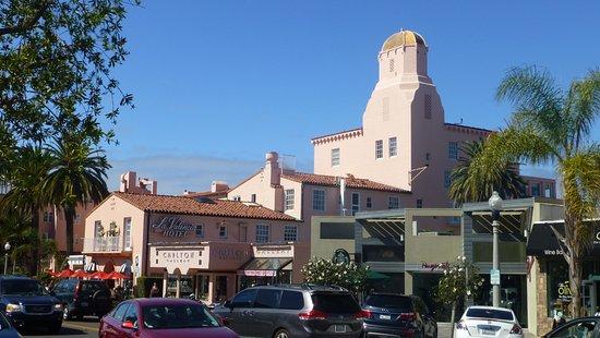 Girard Avenue and Prospect Street: La Jolla, San Diego, Kalifornien