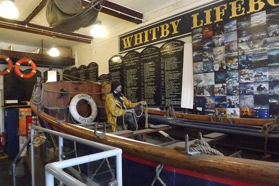 RNLI Lifeboat museum: Lifeboat Museum