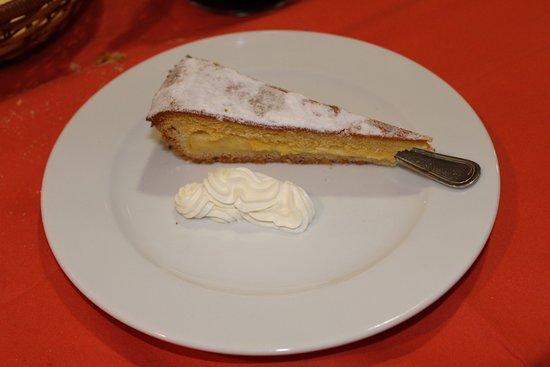 Hotel Florenz: torta al limone