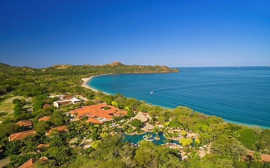 The Westin Golf Resort & Spa, Playa Conchal: Aerial View