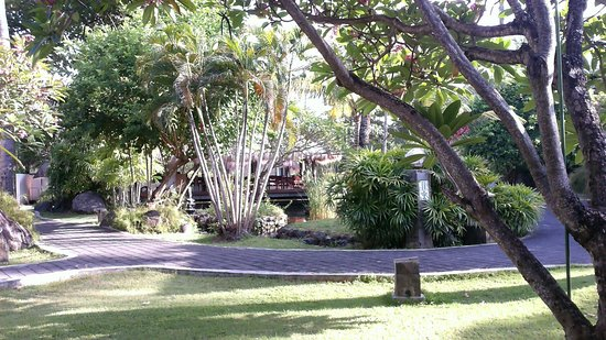 Patra Jasa Bali Resort & Villas: Great Gardens