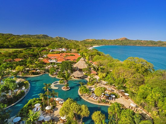 The Westin Golf Resort & Spa, Playa Conchal - An All-Inclusive Resort: Aerial View
