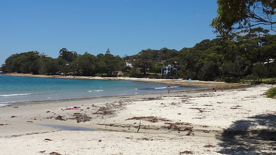 Vincentia, Australien: Collingwood beach a short walk away