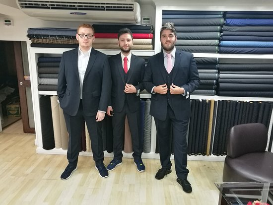 Thai Square Fashion (TSF tailors)