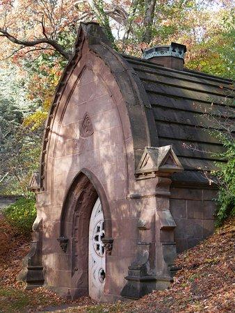 mausoleum picture of mount auburn cemetery cambridge tripadvisor