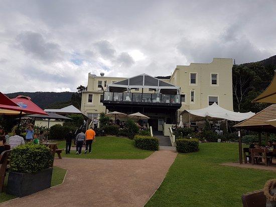 Scarborough, Australia: Dining areas