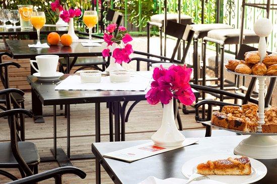 Megali Ammos, Grækenland: Tomato Hotel