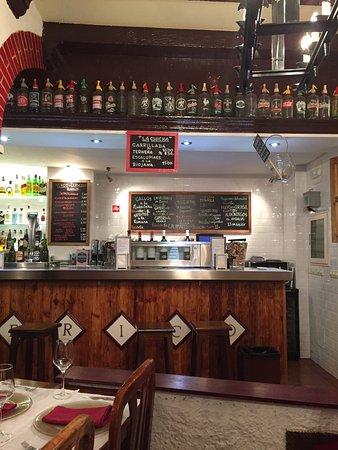Restaurante restaurante casa perico en madrid con cocina tapas - Casa perico madrid ...