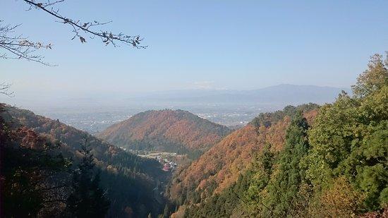 Wakamatsu-ji Temple: お寺から見渡せる風景