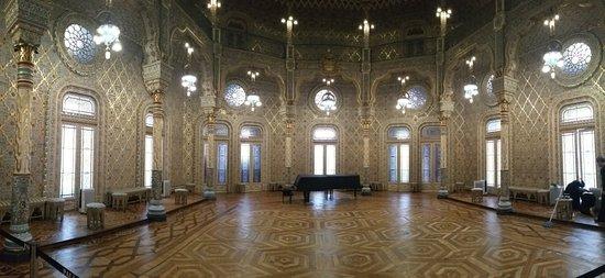 Salon arabe - Bild von Palacio da Bolsa, Porto - TripAdvisor