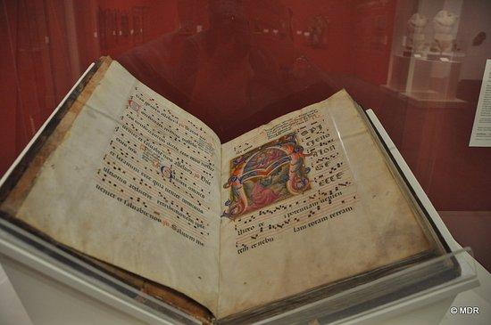 Palo Alto, Californien: Medieval European book