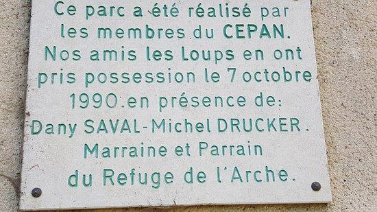 Chateau-Gontier, Francja: Le Refuge de l'Arche