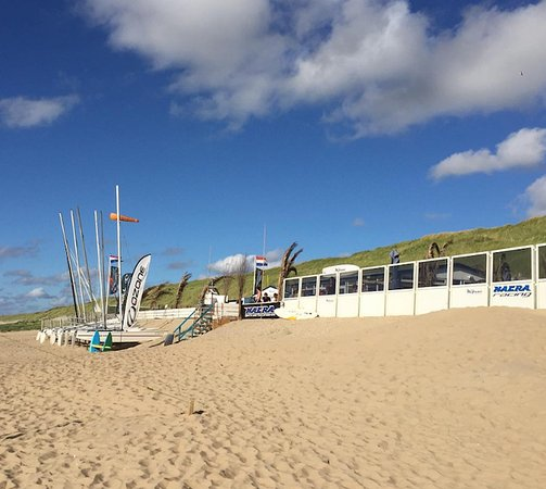 Bloemendaal, Niederlande: Tony's Kitesurfcenter