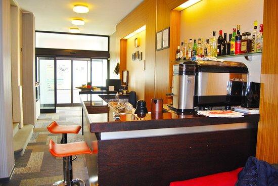 Salerno Hotel: Bar Reception 2