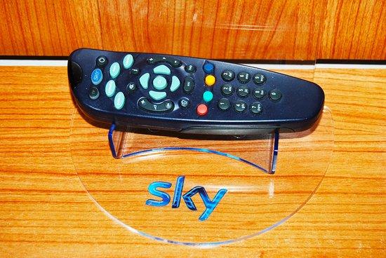 Salerno Hotel: Sky canali satellitari, Campionato serie A e cinema gratis