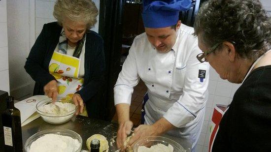 Buonconvento, Italy: Corsi di cucina