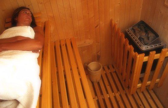 Buonconvento, Italy: Sauna