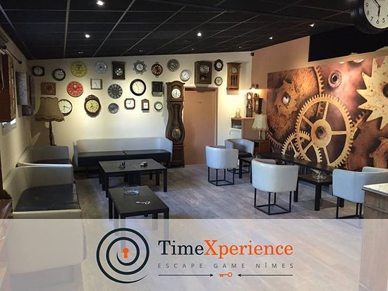 ‪TimeXperience Escape game Nimes‬