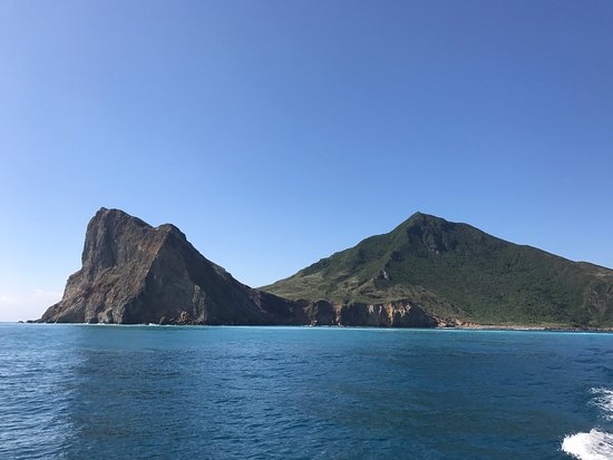 how to go to guishan island