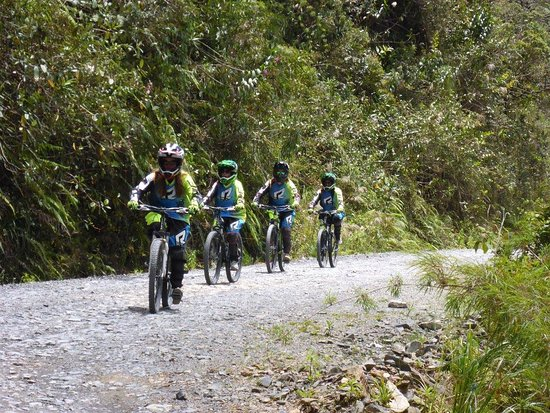 Ride On Bolivia Biking