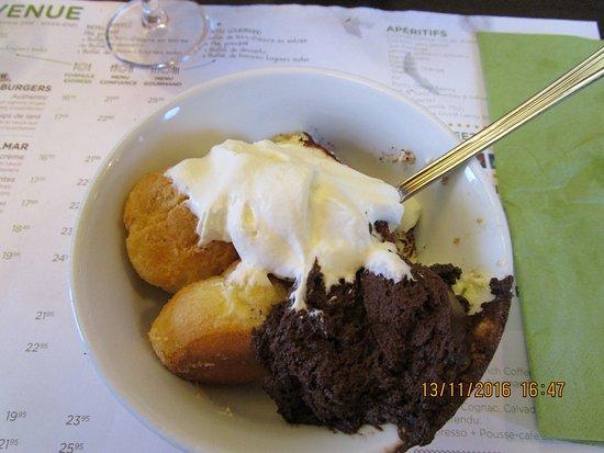 Drogenbos, Belgia: Dessert