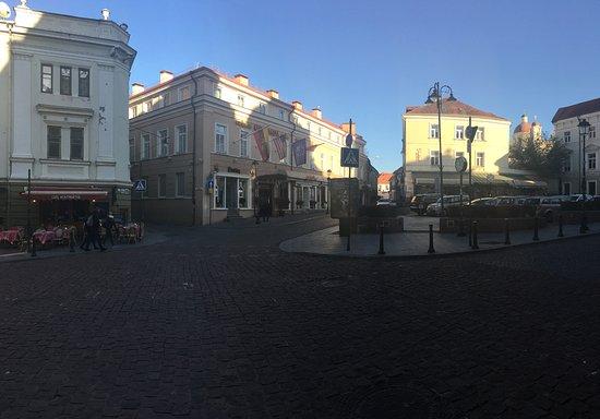 Ramada Hotel and Suites Vilnius: вид на отель