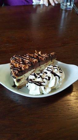 Cross Keys: Banoffee pie