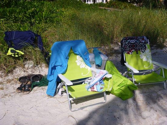 Sombrero Beach-bild