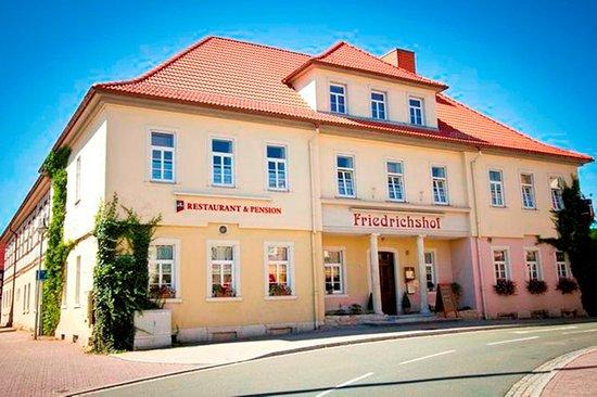 Pension Friedrichshof: Hausansicht