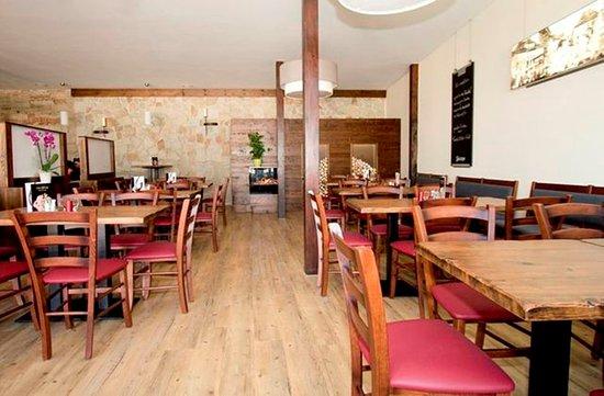 Pension Friedrichshof: Restaurant