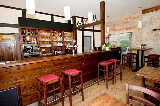 Pension Friedrichshof: Bar
