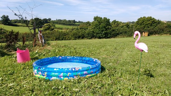 Winford, UK: Bring your own pool :)