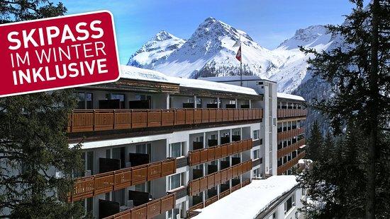 Sunstar Alpine Hotel Arosa: Sunstar Hotel Arosa - Winter