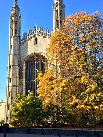 Cambridge Tour Guides