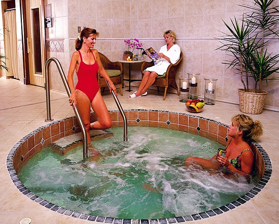 Arnold Palmer's Bay Hill Lodge: Spa
