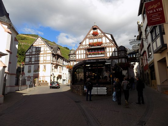 Exterior - Bild von Alte Bauernschänke, Assmannshausen - TripAdvisor