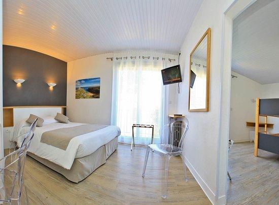 Hôtel Les Dunes : Suite familiale Confort