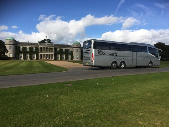 Woodley, UK: Taken at Goodwood House