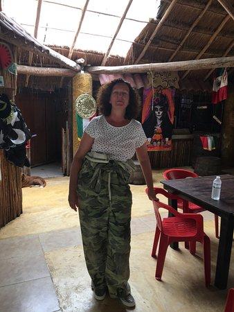 Ecoparque Cuzam: Fab time