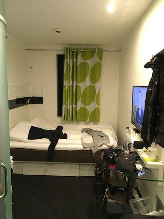 clean hotel....