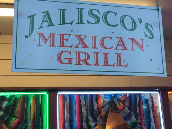 Jalisco Grill: Jalisco's Mexican Grill