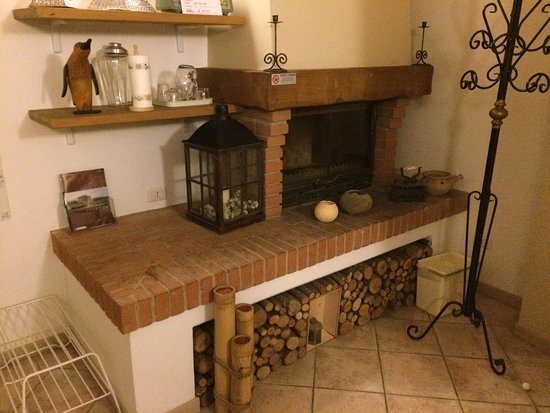 Bed and Breakfast All'Antico Brolo : camera