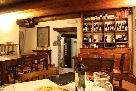 Stroppo, Italy: Im Codirosso
