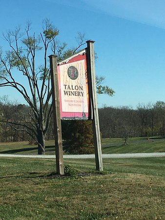 Talon Winery Tasting Room