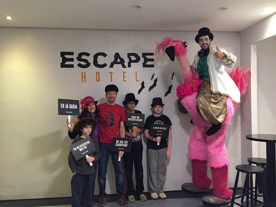 Escape Hotel Pinheiros