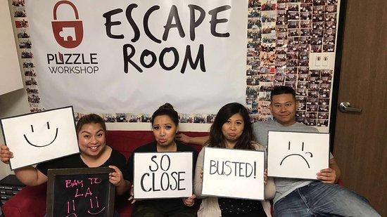 Puzzle Workshop Escape Room