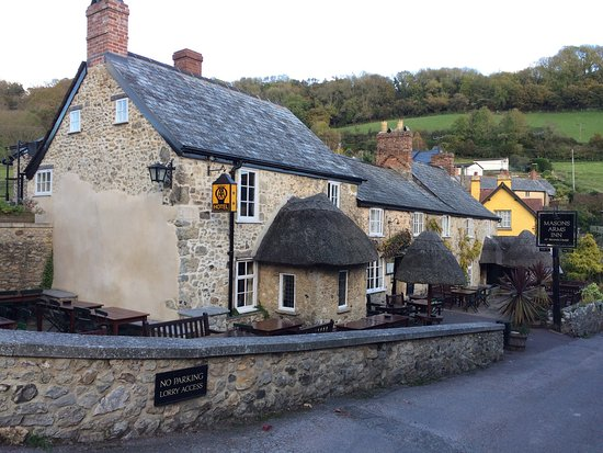 ‪The Masons Arms, Branscombe‬
