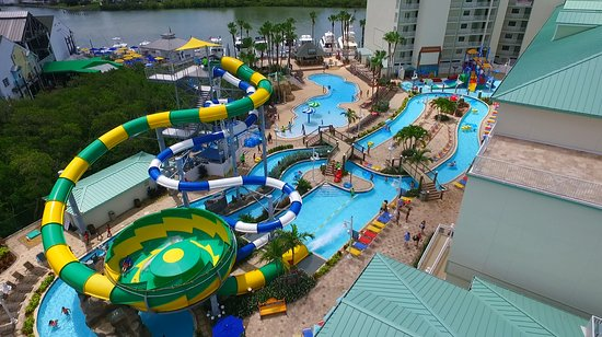 Indian Rocks Beach, Flórida: Splash Harbour Water Park.